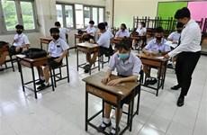 Tailandia asiste a estudiantes en superación del COVID-19