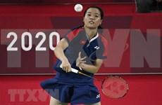 Tokio 2020: Destacada actuación de badmintonista vietnamita Nguyen Thuy Linh