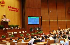 Vietnam apunta a mantener déficit presupuestario por debajo del 3,7 por ciento del PIB