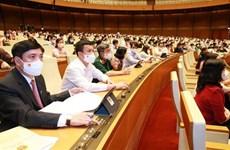 Parlamento de Vietnam adopta Resolución sobre cantidad de miembros del Gobierno