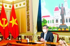 Ciudad Ho Chi Minh propone intensificar lazos multifacéticos con Italia
