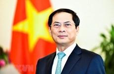 Felicita China a ministro de Relaciones Exteriores de Vietnam