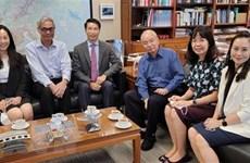 Vietnam y Hong Kong buscan promover cooperación educacional
