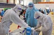 Reporta Vietnam dos mil 821 nuevos contagios del COVID-19