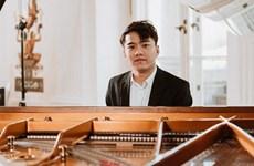 Felicitan al finalista vietnamita del concurso internacional de piano Frédéric Chopin