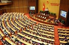 Anuncian resultados del primer periodo de sesiones del Parlamento vietnamita