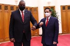 Primer Ministro de Vietnam aboga por impulsar asociación integral con Estados Unidos