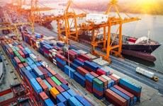 Exportaciones de Vietnam crecen 25,5 por ciento entre enero y julio