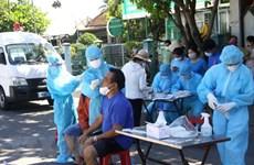 Vietnam registra tres mil 657 casos del COVID-19