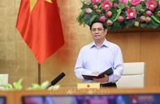 Aprueban designación de viceprimeros ministros del Gobierno vietnamita