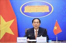 Sector diplomático de Vietnam trabaja por contribuir al cumplimiento de doble objetivo nacional