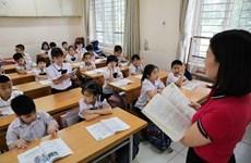 Incorporan los idiomas ruso, japonés, francés y chino en programa de enseñanza en Vietnam