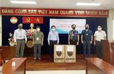 Vietnamitas en ultramar apoyan lucha contra el COVID-19 en su país de origen
