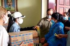 Fortalecen solidaridad con residentes de origen vietnamita en Camboya