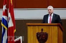 Agradece máximo líder cubano ayuda de Vietnam y otros países