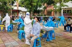 Vietnam reporta más de cuatro mil casos del COVID-19 durante las últimas 12 horas