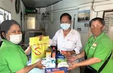 Más de 365 mil trabajadores afectados por COVID-19 en Ciudad Ho Chi Minh reciben apoyo financiero