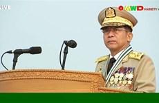Myanmar se compromete a trabajar con enviado especial de la ASEAN