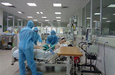 Ciudad Ho Chi Minh acelera funcionamiento de centros de cuidados intensivos para hacer frente al COVID-19