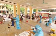 COVID-19: Vietnam amanece con tres mil 201 nuevos casos