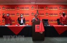Vietnam felicita a Partido Comunista Sudafricano por su centenario