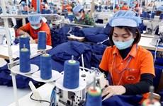 En alza exportaciones textiles de Vietnam en primer semestre
