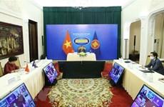ASEAN evalúa actividades sobre derechos humanos