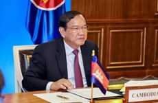 Camboya exhorta a la ASEAN a mantener progreso en reducción de la pobreza