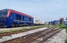 Industria ferroviaria de Vietnam por ampliar servicios logísticos