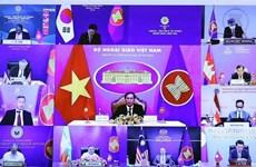 ASEAN y Corea del Sur profundizan relaciones de asociación estratégica
