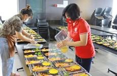 Brindan millones de porciones de comida a localidades vietnamitas en medio del COVID-19