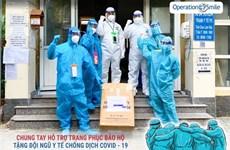 ONG acompaña a Ciudad Ho Chi Minh en la lucha contra el coronavirus
