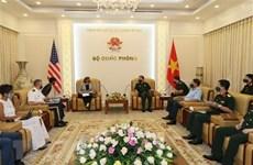 Vietnam y EE.UU. por agilizar cooperación en superación de secuelas de bombas y dioxina