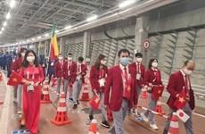 Regresa delegación vietnamita de los Juegos Olímpicos de Tokio 2020