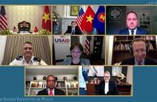 Instituto estadounidense organiza seminario digital sobre secuelas de guerra en Vietnam