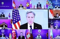 ASEAN y Estados Unidos priorizan respuesta al COVID-19 y recuperación sostenible