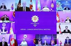 ASEAN y Canadá arrancarán este año negociaciones sobre zona de libre comercio