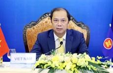ASEAN y Nueva Zelanda estrechan cooperación para mantener paz y estabilidad regional