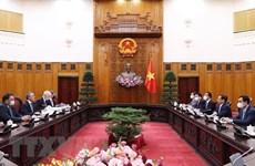 Premier vietnamita agradece a Suiza por su ayuda oportuna en medio del COVID-19