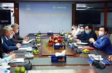 Promueven grupos vietnamita y ruso cooperación energética