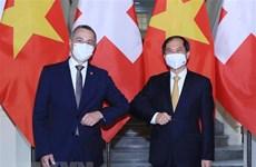 Vietnam espera recibir más asistencia suiza en acceso a vacuna contra COVID-19