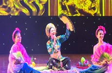 Presentan identidad cultural vietnamita en Army Games 2021
