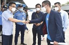 Vietnam solicita máximo apoyo a empresas afectadas por COVID-19 en Ciudad Ho Chi Minh