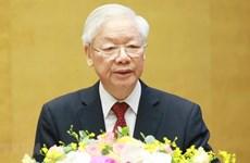 Artículo del máximo dirigente partidista de Vietnam resalta innovación en construcción del socialismo