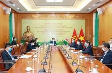 Fortalecen vínculos entre Partidos Comunistas de Vietnam y Chile