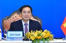 Vietnam participa en la XIV Conferencia Ministerial de Cooperación Mekong-Japón