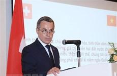 Vietnam y Suiza promoverán cooperación en tecnología e innovación