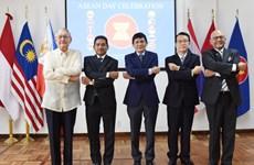 Celebran el aniversario 54 de la fundación de la ASEAN en México