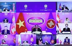 ASEAN crea oportunidades para conexión de Vietnam con región y mundo, según canciller