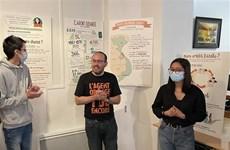 Infografías sobre consecuencias de dioxina en Vietnam se exhiben en Francia